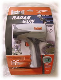 Bushnell radar