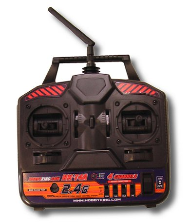 Hobby King 2.4GHz RC system