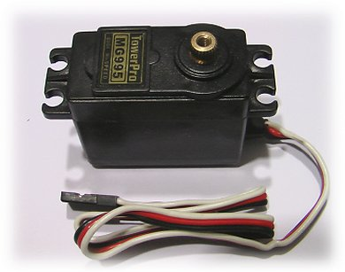 TowerPro MG995 servo