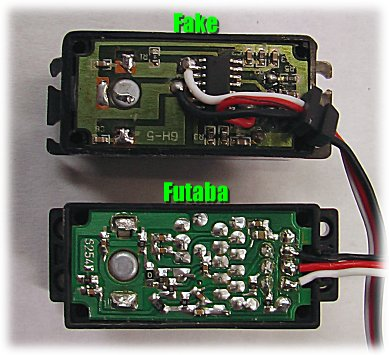 fakes3003f beware fake futaba servos futaba s3003 wiring diagram at n-0.co