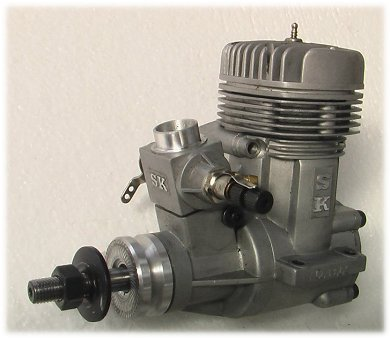 SK90 model airplane engine
